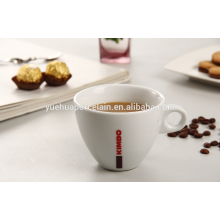 durable fine porcelain ceramic mug cup for coffee