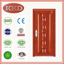 Бронированные стальные двери JKD-G317 с высоким уровнем безопасности