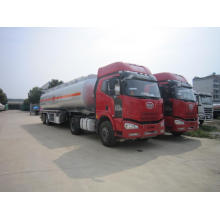FAW Tracror Truck 6x4 420hp, ZF 16 Speed ​​Transmission