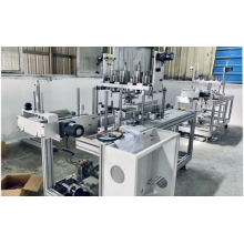 Disposable Outside Earloop Face Mask Making Machine