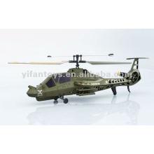 Helicóptero de 4CH R / C da única lâmina de 2.4G Camanche