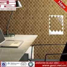 China-Versorgungsmaterial Fernsehhintergrundwand-Keramikziegel-Mosaikfliesen