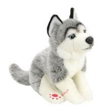 Gefüllter Tier Plüsch Husky Hund