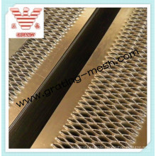 Aluminum Perforated Grip Checker Plate