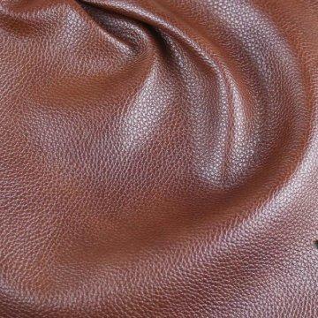 Estoque da fábrica por atacado durável estofos de couro falso para móveis (800 #)