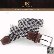 Wholesale OEM fashion useful China company cheap braided belts