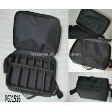 Nova bolsa de ferramenta durável impermeável de chegada com malotes, bolso e compartimentos dentro