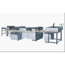 RHW-1000/1200S UV FULL AUTOMATIC COATING MACHINE