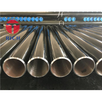 Precision+Steel+Hydraulic+Cylinder+Tube+For+Evaporator