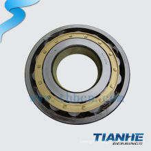 Most popular europe product N304 brass cage cylindrical roller bearings