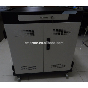ZMEZME Sync et Charge pour l'équipement scolaire mobile ipad ordinateur portable tablette PC charge panier