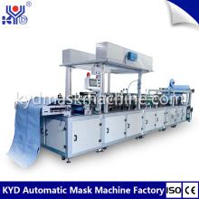 Máquina para fabricar batas médicas no tejidas