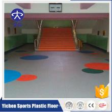Hot Sale Colorful Children Playground Kindergarten Floor