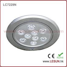 Горячие продажи светодиодный Потолочный светильник для торгового центра / ювелирный магазин / часы магазин