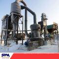 L'Algérie a utilisé la machine de moulin en céramique pour la bentonite