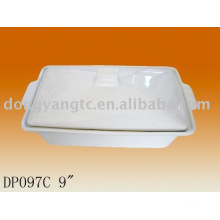 Factory direct wholesale ceramic bakeware