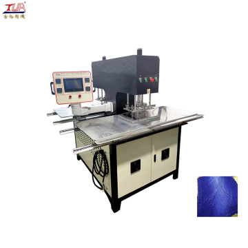 Auto Leather Embossing Equipment for Label