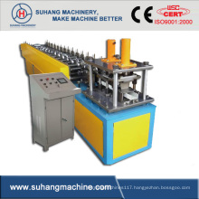 Auto Cutting and Punching Light Steel Stud and Track Roll Forming Machine