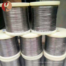 nitinol shape memory alloy wire use in the medical