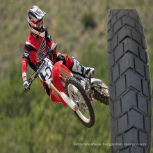 Motorcycle Parts of Motorcross Rubber Tyre and Tube (90/90-19)