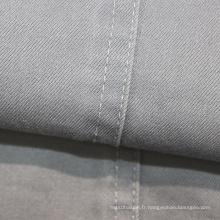 Vente chaude 100% coton sergé pour vêtements de travail