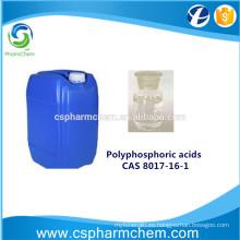 Ácidos polifosfóricos, PPA, CAS 8017-16-1
