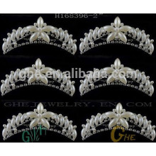 Atacado Mini Star Rhinestone tiara crown