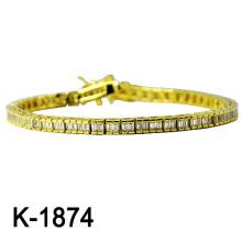Nueva pulsera de plata de la joyería de la manera de los estilos 925 (K-1874. JPG)
