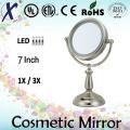 7 pouces élégance miroir cosmétique