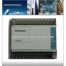 Mitsubishi ascenseur plc fx2n 48mr, moniteur ascenseur mitsubishi, contrôleur ascenseur
