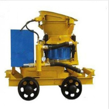 gunite machine,dry-mix shotcrete machine,concrete spray machine