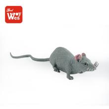 Juguetes del juguete de los juguetes del shantou mini juguete suave del anim del caucho suave del ratón para la venta