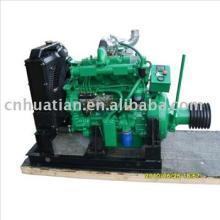 20hp-300hp Diesel Engine with clutch for stationary power