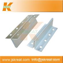 Aufzug Parts| Guiding System| Aufzug hohlen Guide Rail Fishplate|joint Platte