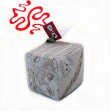 Плюшевые детские кубики органических игрушек (TPYE0275)