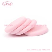 Экологично раунд не латекса макияж губку, сделанные в Китае