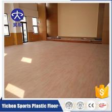 Eco-friendly Portable Anti-slip PVC Dancing Room Flooring
