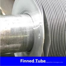 Proveedor de China Tubo de aleta de soldadura en espiral
