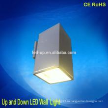Светильник стены СИД горячего сбывания крытый вверх и вниз освещает свет стены СИД 12 * 1W