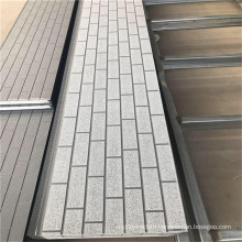 Fireproof Insulated Decoration Wall Siding Exterior