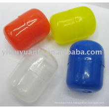 Empty Plastic Capsule for Toy Vending Machine