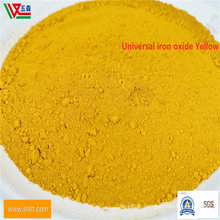 Made in China: Iron Oxide Yellow, Building Paint Paint, Concrete Pigment