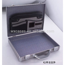strong&portable aluminum attache case from China manufacturer high quality