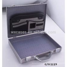 maleta de alumínio forte & portátil de alta qualidade fabricante de China