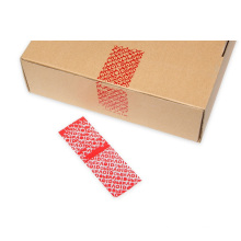 BOPP Adhesive Void Security Tape