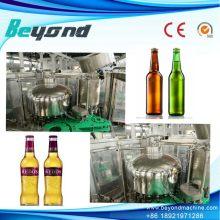 Máquina de llenado de cerveza de pequeña capacidad