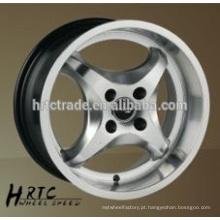 HRTC MERCEDES AMG replica roda de liga de carro com 13 \ 16inch