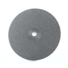 Diamant Lapidarium Glas Keramik Porzellan magnetische flache Runde Schleifer Disk Lap