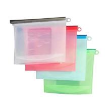 sac de cuisson de cuisine de récipient de stockage de nourriture de silicone