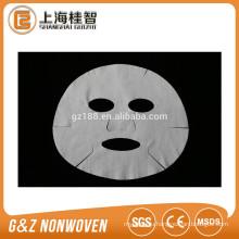 nonwoven microfiber facial mask sheets popular cosmetic face mask